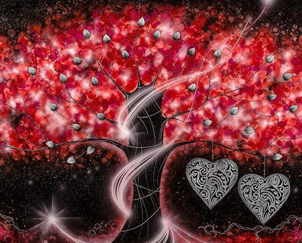 The Power of Love (Red) Web (002)