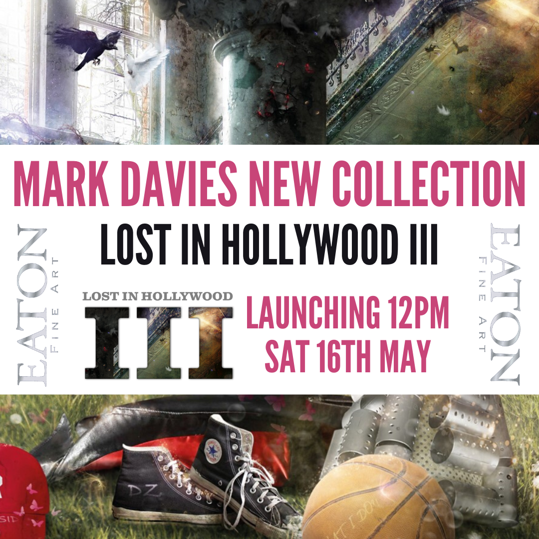 Lost in Hollywood III by Mark Davies Virtual Launch